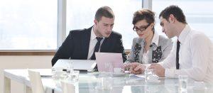 October 2014 finance industry jobs report