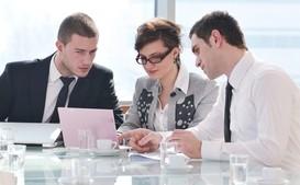 October finance industry jobs report